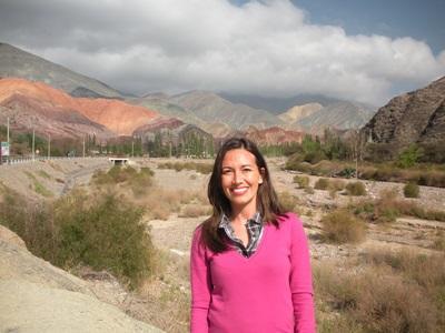 여행중인 남미 아르헨티나 프로젝트 봉사자