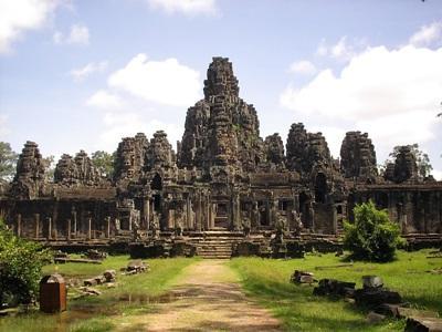 프로젝트 어브로드 활동국 캄보디아의 유명한 관광지 앙코르 와트