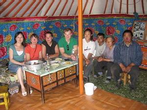 몽골 해외봉사와 인턴쉽 결합