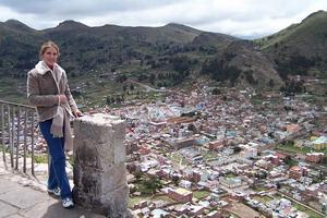 페루 해외봉사와 인턴쉽 결합