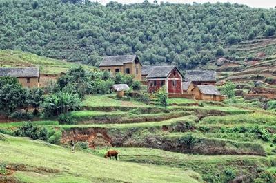 마다가스카르 교외지역