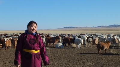 몽골 노매드족