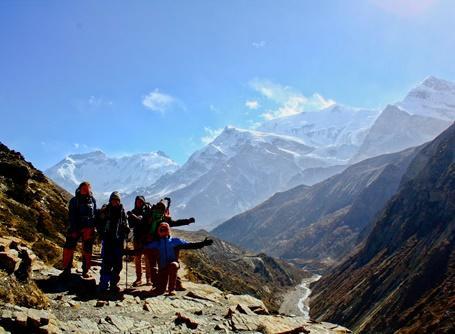 네팔 봉사활동