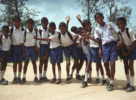 스리랑카 봉사활동