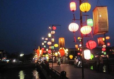 베트남 하노이 프로젝트 근처의 거리 등