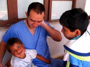 볼리비아 의료 프로젝트 봉사자