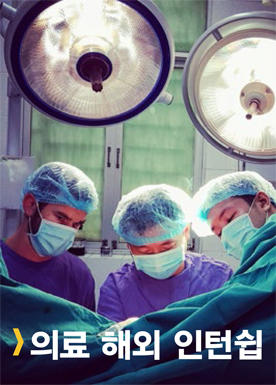 의료 해외인턴쉽