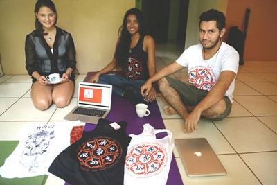 프로젝트어브로드 코스타리카의 비즈니스 프로젝트 봉사자