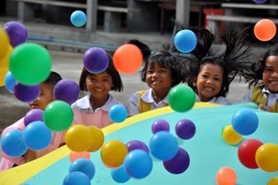 아시아 태국 사회복지 프로젝트 어린이들