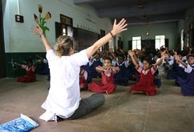 Volunteer in India: Care