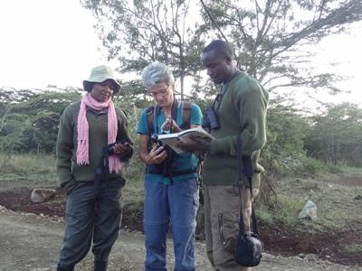 프로젝트 어브로드 케냐 환경 보호 프로젝트 봉사자와 직원