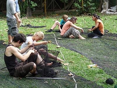 페루 아마존 열대 우림 환경 보호 프로젝트 봉사자