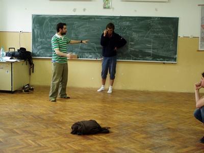 루마니아 연극 프로젝트