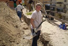 Volunteer in South Africa for High School: Building