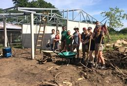 Volunteer in South Africa for High School: Building