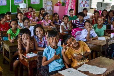 필리핀 사회복지 학교교육 고교생 프로젝트