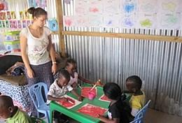 Volunteer in South Africa for High School: Care
