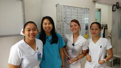 필리핀 헬스케어 의료 고교생 프로젝트