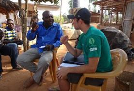 토고 로메 국제개발 프로젝트 NGO와 활동 모습