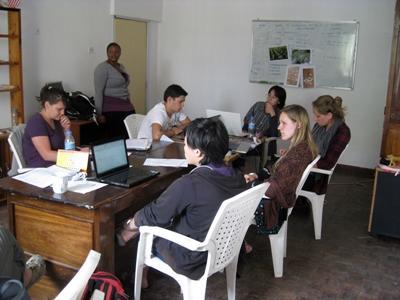 프로젝트어브로드 탄자니아 저널리즘 인턴들