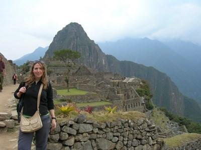 페루 마추픽추를 여행하며 퀘추아어를 배우는 봉사자