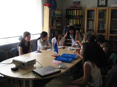 몽골 법률인턴쉽 파트너기관 대표