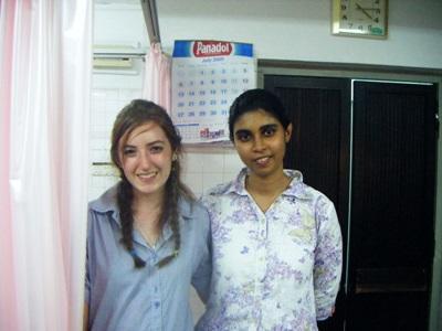 프로젝트 어브로드 스리랑카 치의학 프로젝트 봉사자와 스태프