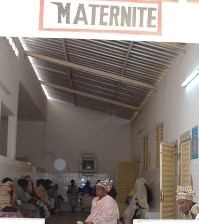 세네갈 산부인과 병동에서 조산사 프로젝트 봉사자