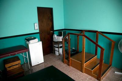 코스타리카 물리치료실