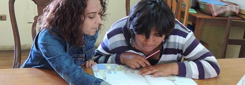 프로젝트 어브로드 언어 치료 봉사자