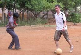 Volunteer in India: Soccer