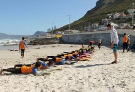 Volunteer in South Africa: Surfing