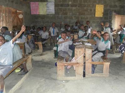 해외 교육 봉사자