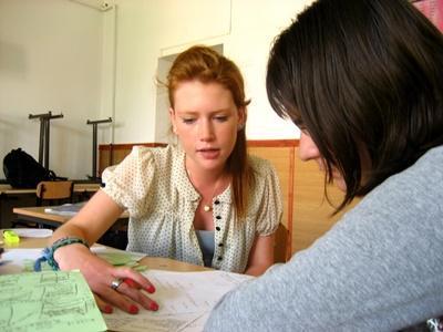 루마니아 교육 자원봉사활동