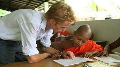 스리랑카 영어교사 자원봉사자