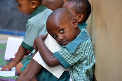 아프리카 탄자니아의 교육봉사 프로젝트 학교