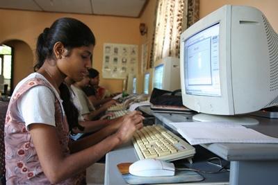 스리랑카 IT교육 자원봉사