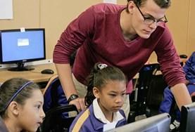 Volunteer in South Africa: Teach IT